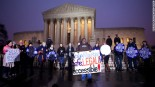 2012 Commemoration of Roe v. Wade at the Supreme Court