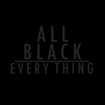 All Black Everything – CocoaMamas